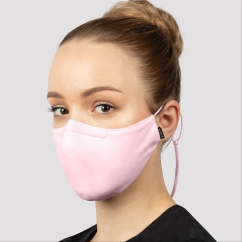 Bloch maske rosa
